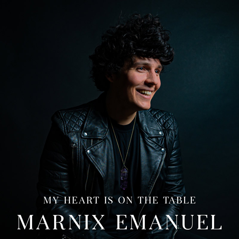 Marnix Emanuel - My Heart Is On The Table